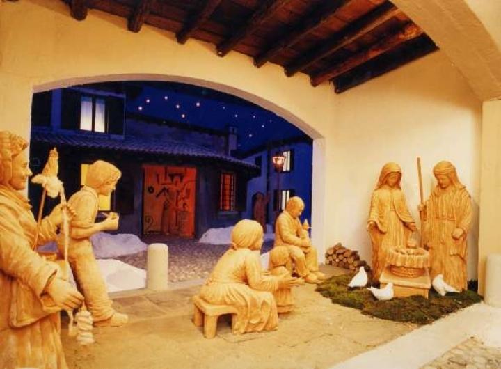 Presepi di Natale a Parma Foto