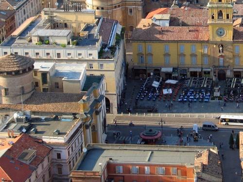 Parma Turismo monumenti