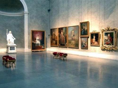 Galleria nazionale museo di Parma
