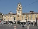 Piazza Garibaldi foto - capodanno parma